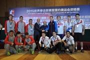 Россияне выиграли у Китайских драконов в WSB