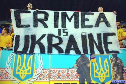 Россия открестилась от крымских футбольных клубов