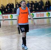 Сергій ПІДДУБНИЙ: «Ні в кого з гравців не затремтіли ноги»