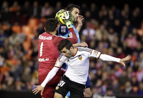 Валенсия – Севилья – 3:1. Видео обзор матча