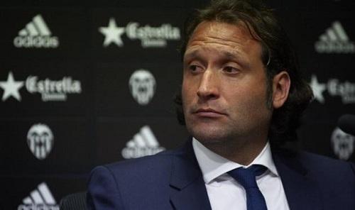 Спортивный директор Валенсии в Барселону не перейдет