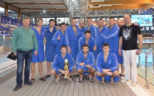 Ватерполисты Динамо – триумфаторы турнира в Польше