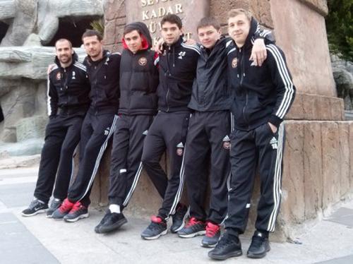 Игроки запорожского Металлурга получили день отдыха