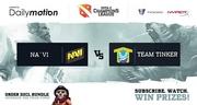 Гранд-финал D2CL: Natus Vincere против Team Tinker
