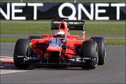 Marussia подала заявку на участие в сезоне 2015