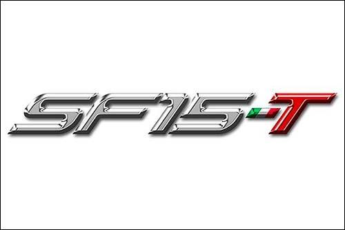 Новая Ferrari получит имя SF15 T