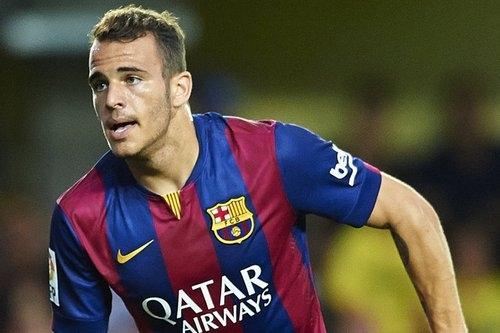 Сток Сити нацелился на двух игроков Барселоны