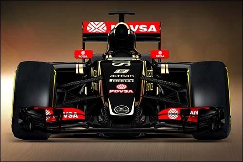 Lotus F1 опубликовала изображения E23 Hybrid