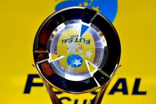 Финал четырех Кубка УЕФА по футзалу пройдет в Лиссабоне