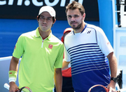Australian Open. Вавринка в полуфинале