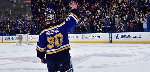 НХЛ. Живая легенда Бродо завершает карьеру