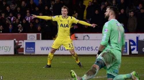 Тоттенхэм сыграет с Челси в финале Кубка Лиги