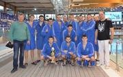 Ватерполисты Динамо готовятся к матчам чемпионата Украины