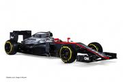 McLaren показал машину 2015 года