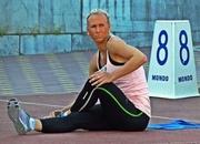 Легкая атлетика: Мохнюк — лидер сезона