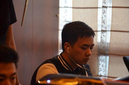 DAC 2015: Китайское дерби в Шанхае