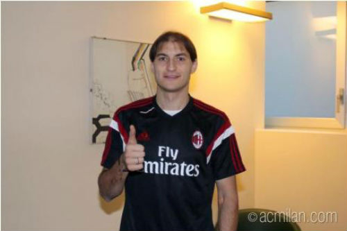 Милан подписывает Габриэля Палетту