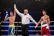 Легионер Атаманов стал лучшим боксером мира в январе