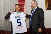 Антунеш может дебютировать за Динамо в спарринге с Астрой