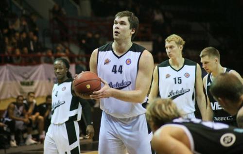 Кирилл Фесенко — MVP января в Лиге ВТБ