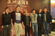 DAC 2015: Team Secret против Invictus Gaming