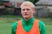 Тарас ПУЧКОВСКИЙ: «Хочу играть на наивысшем уровне»