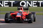 Marussia может начать сезон с Гран При Китая или Бахрейна
