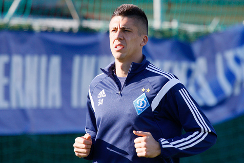 Хачериди не поможет Динамо в матче с Астрой