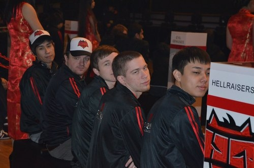 DAC 2015: HellRaisers вылетают из турнира
