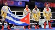 Кубинцы, россияне и британцы громят соперников в WSB
