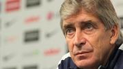 Мануэль ПЕЛЛЕГРИНИ: «Нас не беспокоит отставание от Челси»
