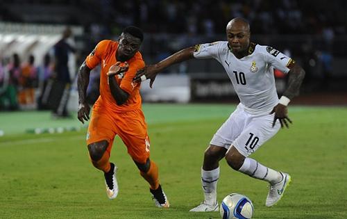Кот-д'Ивуар побеждает Гану в захватывающей серии пенальти