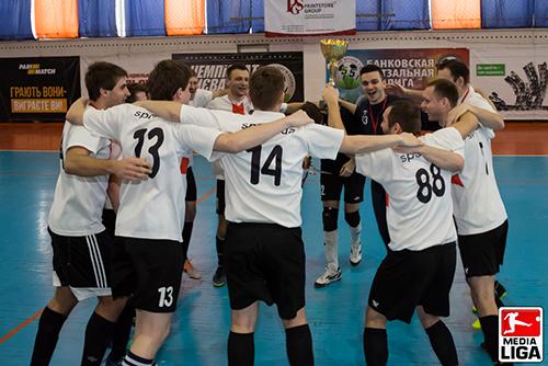 КМЛ-2014. Sport.ua - чемпион!