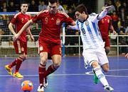 Испания и во второй раз переиграла Аргентину