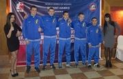 Украинские атаманы выиграли у Алжирских пустынных ястребов