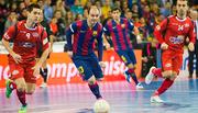 В Эль Классико лузеров Copa del Rey Барселона была сильнее
