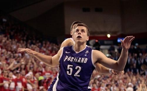 NCAA. Герун помог Портленду одержать очередную победу