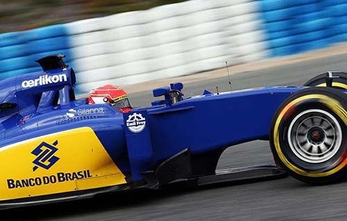 Фелипе НАСР: «В GP2 очень высокая конкуренция»