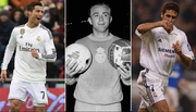 Роналду вышел на третье место в списке бомбардиров Реала
