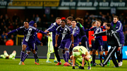 UEFA Youth League: Андерлехт лишил Барселону титула чемпиона