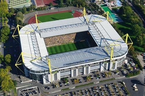 Боруссия д стадион