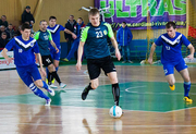 Видеофутзал: обзор матча Кардинал-Ровно – СумДУ