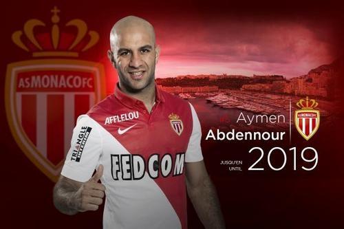 Аймен Абденнур продлил контракт с Монако