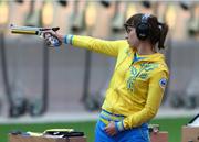 Елена Костевич - чемпионка Европы по пулевой стрельбе