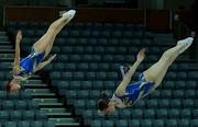 В США стартует чемпионат мира по прыжкам на батуте