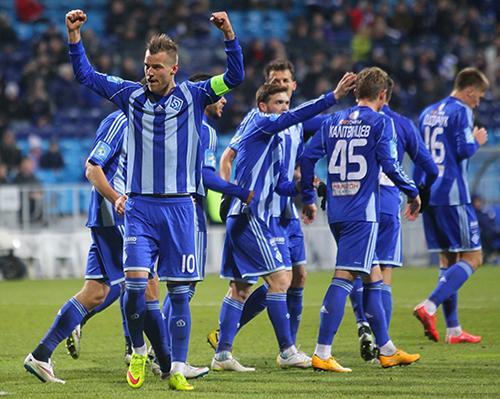 Бенефис Динамо на родном стадионе: 5:0 с Ильичевцем