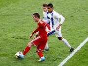 Дмитрий Лепа пропустит матч против Карпат
