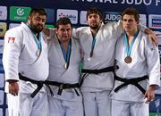 Украинские дзюдоисты выиграли 4 медали на Гран-При в Тбилиси