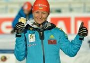 Валя Семеренко признана лучшей спортсменкой марта в Украине