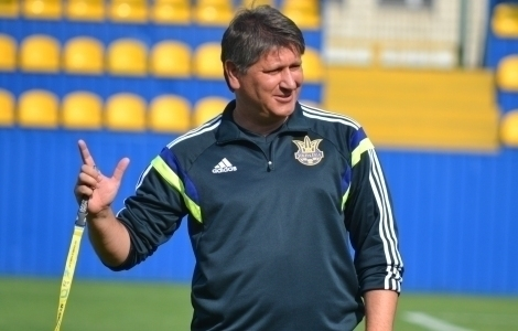 КОВАЛЕЦ: «Начинаем подготовку к отбору на Евро-2017»
